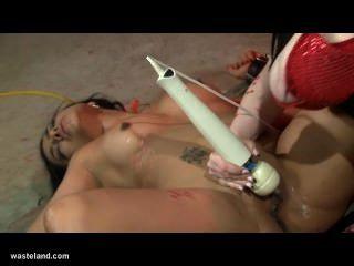 Wax Bdsm And Bondage Sex