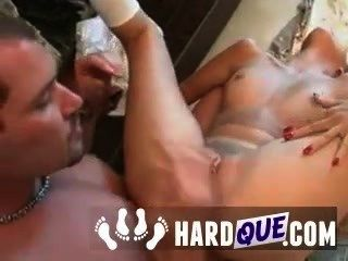 High School Girl Fucks Daddy Fuck