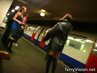Public Flashing In London
