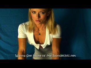 Beautiful Young Girl Nurse In Lust