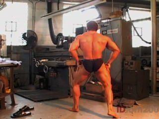 Bodybuilder Hunk