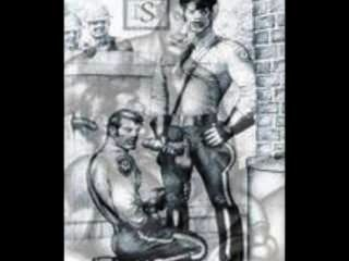 Macho Man - Tom Of Finland