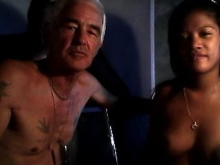 Rick Getting His Cock Sucked By A Cute Filipina Girl!