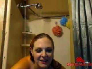 Big Natural Tits Live Shower Cam