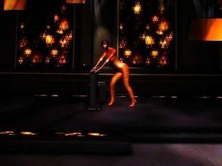 3d Stripper Dance