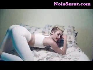 Celebrity Sexy Miley Cyrus Ass Loop Leaked
