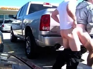 The Deerborn Sex In An Parking Lot
