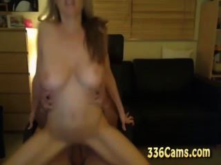 Hot Wife Gets A Loadful Of Cum On Her Cute Face On Webcam