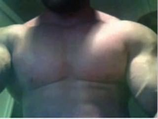 Bodybuilder Private Webcam