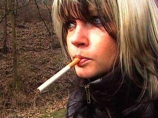 Slim Leather Smoker