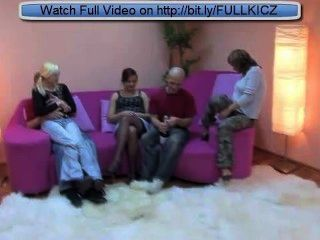 Amazing Gang Bang With Poland Girls