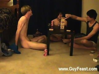 Hot Gay Trace And William Get Together With Their New Ally Austin For The