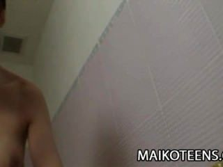 Hitomi Nagase - Japanese Teen Getting Wild After A Cum Fuck