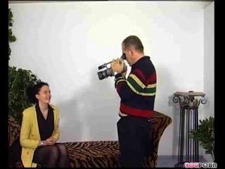 Nice German Casting And Photog.