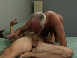 Two Gentlemen Having Oral Sex