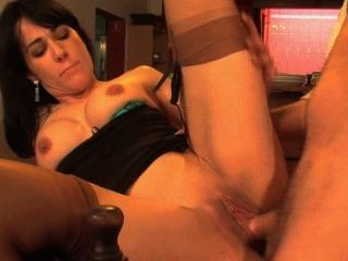 Shannya Tweeks French Whore Fucked In The Ass