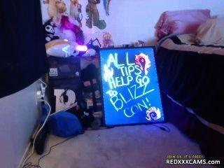 Camgirl Webcam Show 244