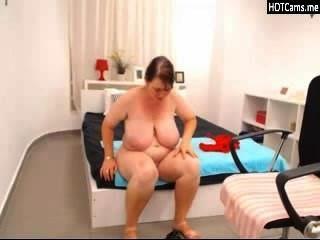 Amateur Mature Huge Tits Dildo Play