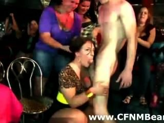 Cfnm Guy Sucked In Public By Amateur Party Babes
