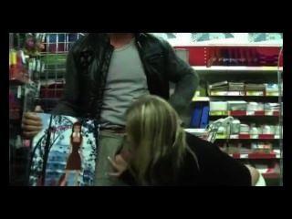Hot Sex In Supermarket