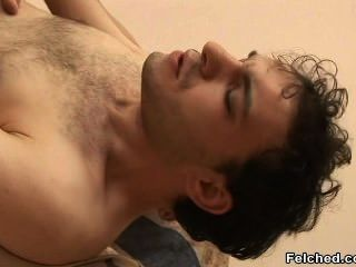 Raw Bareback Gay Felching