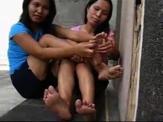 Island Girl Mo Foot Ticking F/f