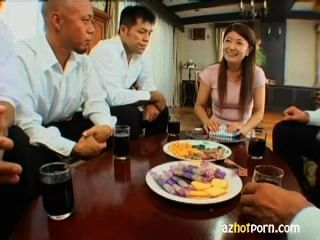 Asian Milf And Wild Sex