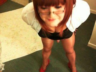 Naughty Tgirl
