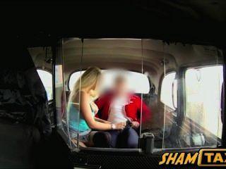 Love To Have A Hot Pornstar Passenger