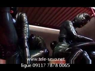 Latex Fetich Delicia disk-sexo.net 09117 7878 0065