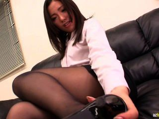 Black Leg Stockings Mania Fetishism 1