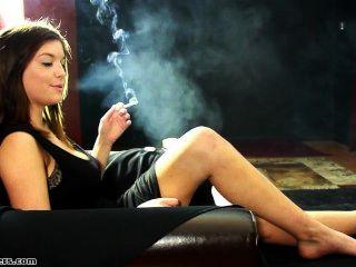 Amber Smoking