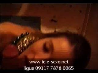 Blowjob, In Bathroom Www.tele-sexo.net 09117 7878 0065