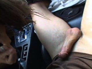 Alissa Ashley, Masturbates, Gives Blowjob In Car