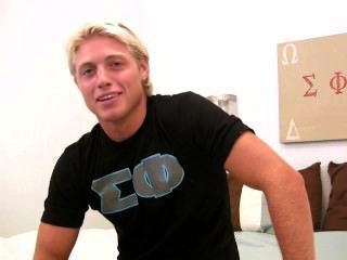 Hurley: Amazingly Blond Lifeguard & Surfer Jacks-off - (intro Video Clip)
