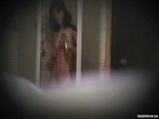 Sexy Teen Showers & Dresses On Hidden Camera