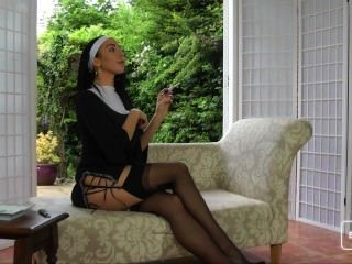 Nina Leigh The Smoking Nun