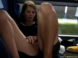 Masturbation In Bus Tmb