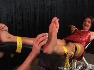 Czech Tickling 2