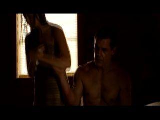 Elizabeth Olsen Scene From Oldboy (2013)