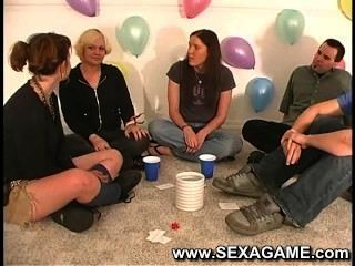 Students At Play With Sex Games