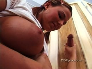 Gloryhole Blonde Teen