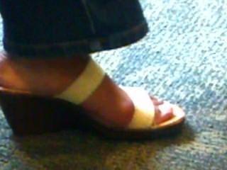 Classy And Sassy Ebony Feet