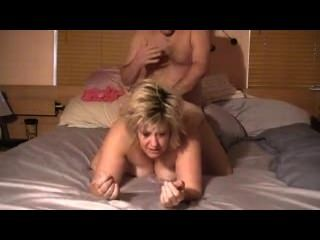 Wife Gets Fucked Doggy