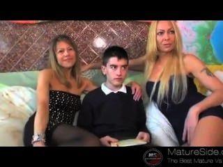 Supermilf Mom + Boy 01 Jordi&daniela From Matureside
