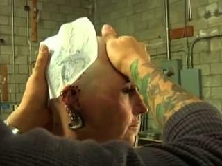 Tattooed Slut