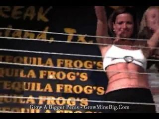 Tequila Frog S Spring Break Wet Tshirt Contest