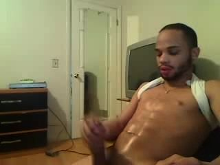 Verbal Straight Brother Beats His Fat Stick