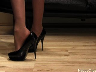 High Heels Shoe Steps