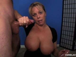 Amber Lynn Bach Hj Instruction With Dirty Talk!